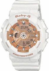Casio Baby-G Casio BA-110-7A1ER - Horloge - 44 mm - Kunststof - Wit