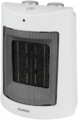 Eurom PTC 1500 Fan electric space heater Binnen Zwart, Wit 1500 W