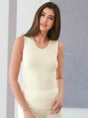 Hemd met ronde hals Van Medima wit