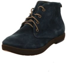 Stiefel Think! blau