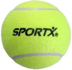 SportX Jumbo Tennisbal L Geel