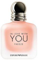 Emporio Armani Giorgio Armani In Love With You Freeze Eau de parfum spray 50 ml
