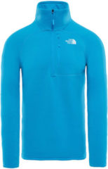 The North Face Flx2 Powerstretch 1/4 Zip - Fleecejacke für Herren - Blau