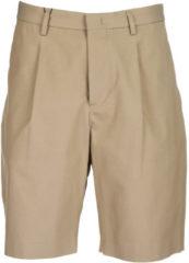 Beige Emporio Armani Bermuda shorts pantaloncini uomo
