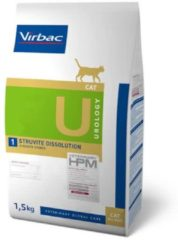 HPM Veterinary Veterinary HPM Dietetic Cat - Urology Struvite Dissolution - 3 kg