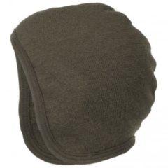 Woolpower - Helmet Cap 400 Helmmütze - Muts maat One Size zwart/bruin/olijfgroen
