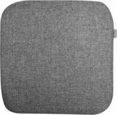 Nolon universeel zitkussen - Rechthoek - Donkergrijs