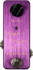 One Control Purple Humper mid-booster pedaal