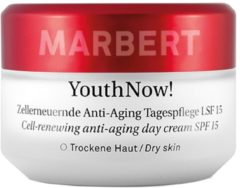 Marbert Pflege Anti-Aging Care YouthNow! Tagespflege für trockene Haut 50 ml