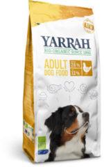 10 kg Yarrah dog biologische brokken kip hondenvoer
