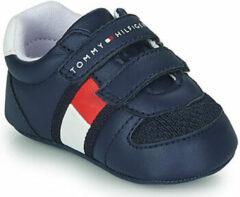 Blauwe Lage Sneakers Tommy Hilfiger T0B4-30191