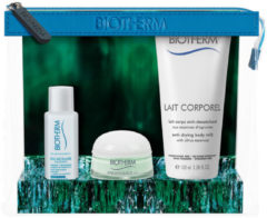 Biotherm Gesichtspflege Biosource Geschenkset Biosource Eau Micellaire 30 ml + Aquasource Gel 15 ml + Lait Corperel 100 ml 1 Stk.