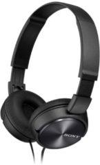 Sony MDRZX310APB zusammenklappbarer Kopfhörer m. Mikro, schwarz