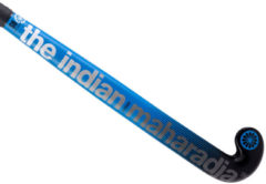 The Indian Maharadja Jhuknaa 50-36.5 inch-carbon 50 Hockeystick Unisex - kobaltblauw