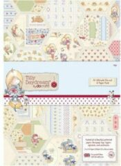 Docrafts: Tilly A4 Ultimate Die-cut & Paper Pack (48pk) (PMA 169100)
