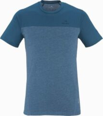 Eider Commit Mix Tee Men - Heren - T-shirt - Blauw