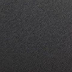 VidaXL Bedframe kunstleer zwart en wit 140x200 cm