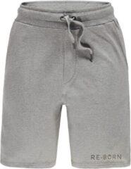 Re-Born Jogging Short Heren - Grijs - Maat XL