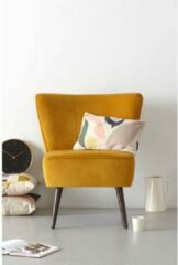Gele Whkmp's own fauteuil Coco velours