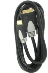 Kopp HDMI-DVI kabel 2m