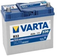 Varta BLUE Dynamic 545 157 033 3132 B33 12Volt 45 Ah 330A/EN Start Accu 4016987119655