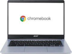 Zilveren Acer Chromebook 314 CB314-1H-C57A- Chromebook - 14 Inch