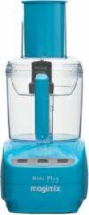 Magimix Le mini plus blauw