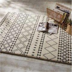 Merkloos / Sans marque Vloerkleed 120x170 patroon grijs