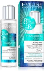 Eveline Cosmetics Hyaluron Clinic Intensely Moisturising Essence Hydrator 3in1 - 110ml.