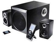 Edifier S530D - Lautsprechersystem - für PC - 2.1-Kanal - 140 Watt (Gesamt) SPK-EF-S530.B.R2