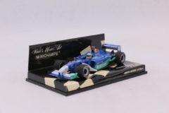 F1 Sauber C21 Nick Heidfeld USA GP 2002