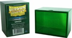 Dragonshield Strongbox groen (deck box)