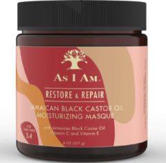 As I Am Jamaican Black Castor Oil Moisturizing Masque 227 g
