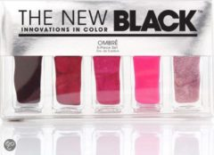 Bordeauxrode The New Black Original Ombre - Find your Cherry - Nagellak