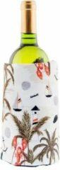 Wijnfleskoeler Koala Deco Sailing Textiel