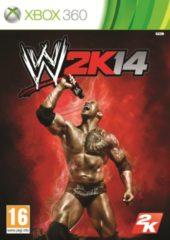 2K Sports WWE 2K14