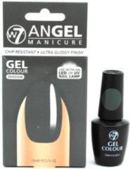 Grijze W7 Angel Manicure Gel UV Nagellak - Shadow