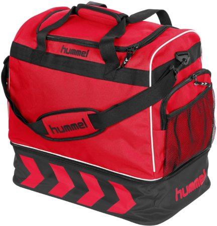 Afbeelding van Hummel Pro Bag Supreme Sporttas - rood/zwart - Hummel Pro Bag Supreme Sporttas - navy blue/zwart - 50 x 48 x 32 cm