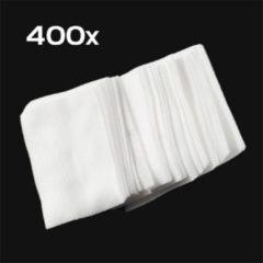 DW4Trading® Nail wipes 6,5x4,5 cm 400 stuks