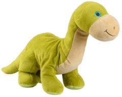 Groene Warmies - Magnetronknuffel Brachiosaurus magnetronknuffel