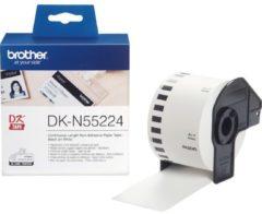 Papier DK-N55224 Endlospapierrolle Brother bunt/multi