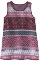 Minibär DESIGN Gebreide jurk, bes-motief 86/92
