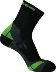 Groene Spring Prevention Socks Short M Black/Green