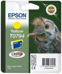 Original EPSON Tinte Claria für Stylus Photo 1400, gelb