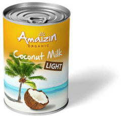 Amaizin Cocosmelk Light (400ml)