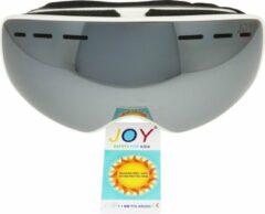 Witte Joy Crowne Kids TPU Ultra-Light frame. Dubbel layer lens Ski/Snowboard Goggle