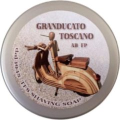 Granducato Toscano. Scheerzeep met Kokos- en hennep olie en bloemige geuren die verrijkt zijn met houtachtige noten. Tcheon Fung Sing . 150ml scheercrème