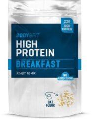 Body & Fit High Protein Breakfast - Maaltijdshake - Eiwitshake / Proteine Poeder - Vanille - 990 gram (18 shakes)