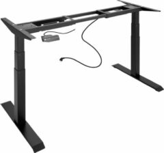 Tectake- electrisch tafelframe Denis zwart - 402997