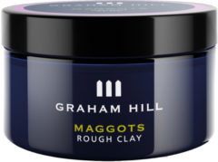 Graham Hill Pflege Styling & Grooming Maggots Rough Clay 75 ml